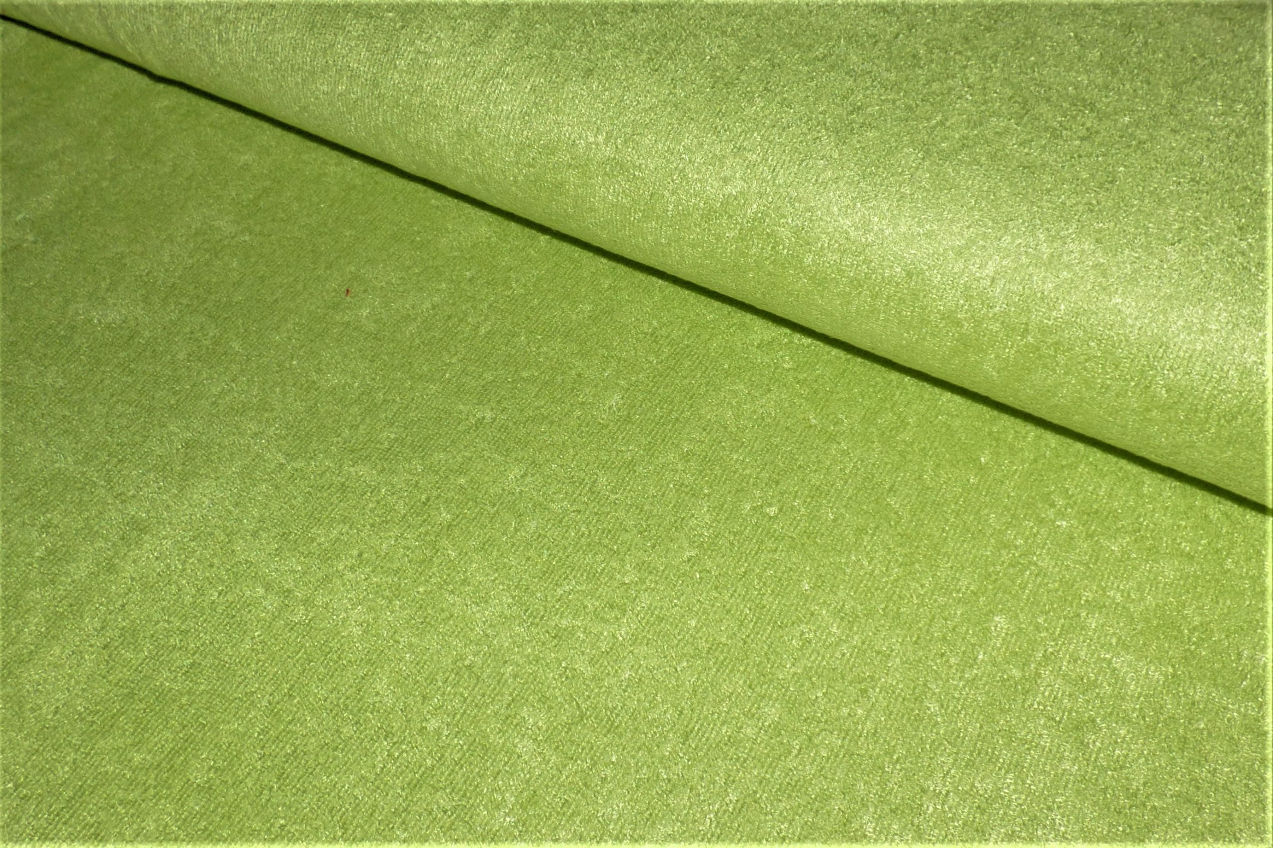 eponge de bambou vert