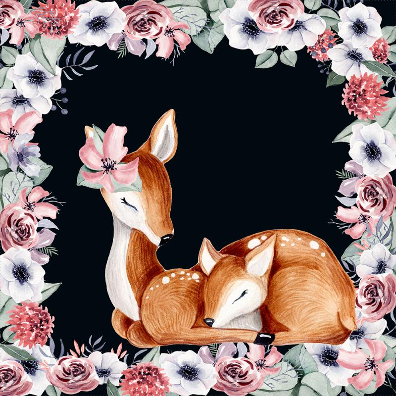 lovely-deer-black-panel-eko-skora